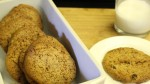 cookies on plate 2